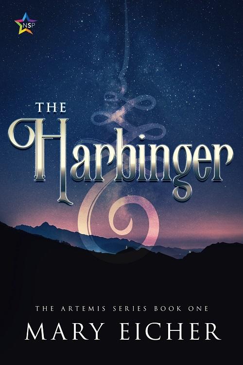 Mary Eicher - The Harbinger Cover sanc9