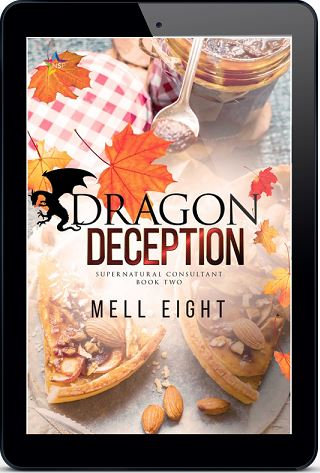 Mell Eight - Dragon Deception 3d Cover 3489jnjn