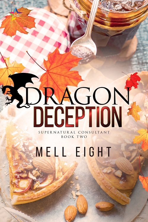 Mell Eight - Dragon Deception Cover 3489jnjn