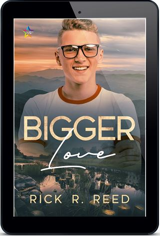 Bigger Love by Rick R. Reed Release Blast, Excerpt & Giveaway!