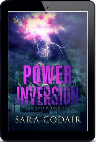 Power Inversion by Sara Codair Blog Tour, Interview, Excerpt & Giveaway!