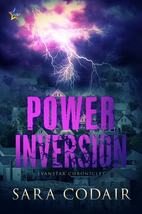 Sara Codair - Power Inversion Cover cnx7sh