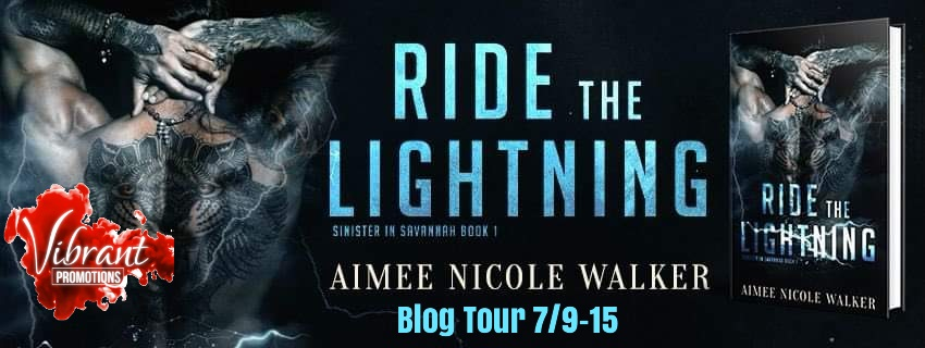 Aimee Nicole Walker - Ride The Lightning BT Banner
