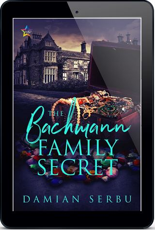 The Buchmann Family Secret by Damian Serbu Release Blast, Excerpt & Giveaway!