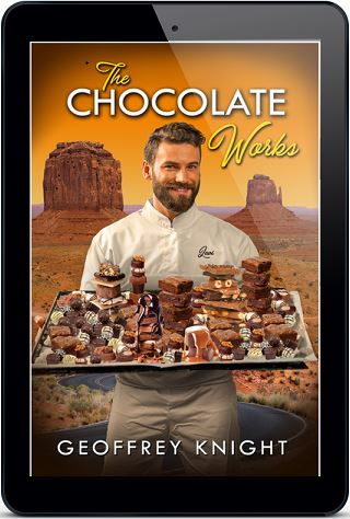 The Chocolate Works by Geoffrey Knight Release Blast & Excerpt!