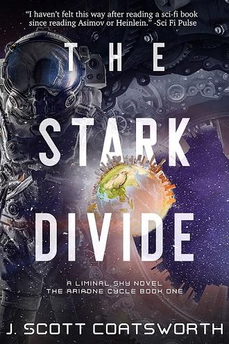 J. Scott Coatsworth - The Stark Divide Cover 74jfug s