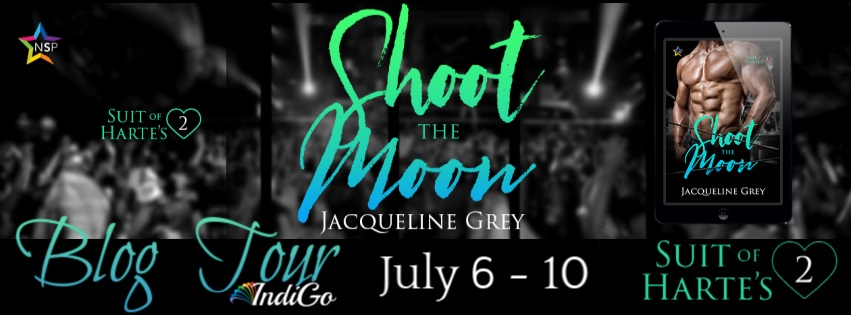 Jacqueline Grey - Shoot The Moon Tour Banner