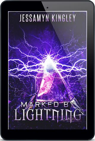 Marked by Lightning by Jessamyn Kingley Release Blast & Excerpt!