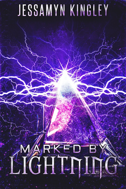 Jessamyn Kingley - Marked by Lightning Cover 754jnm