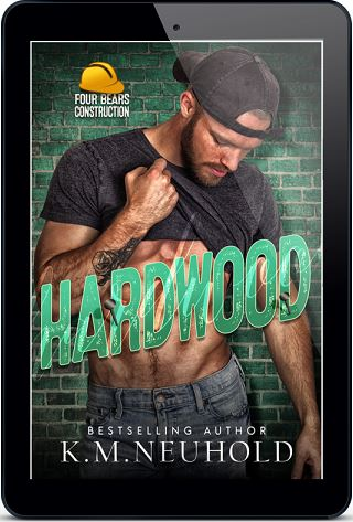 Hardwood by K.M. Neuhold Blog Tour, Excerpt & Giveaway!