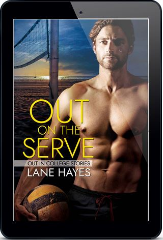 Out on the Serve by Lane Hayes Release Blast, Excerpt & Giveaway!