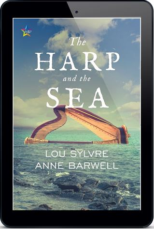 The Harp and the Sea by Lou Sylvre & Anne Barwell Release Blast, Excerpt & Giveaway!