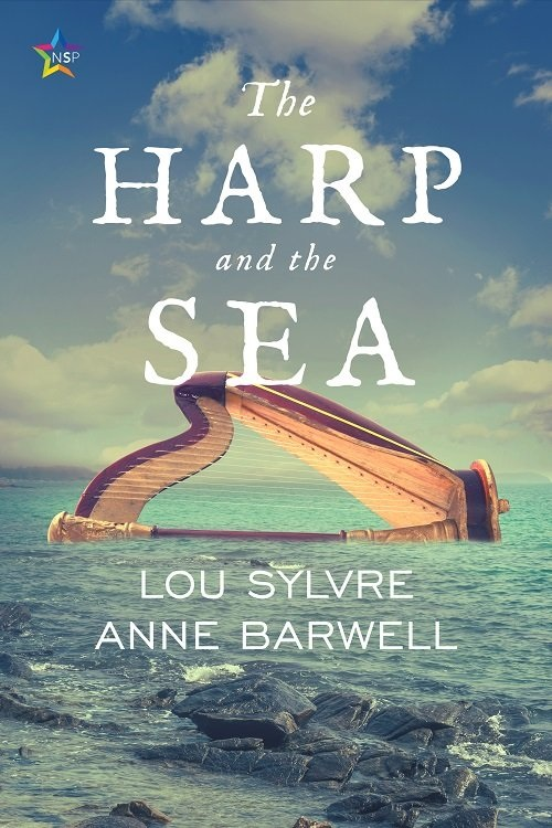 Lou Sylvre & Anne Barwell - The Harp and the Sea Cover nfk8j