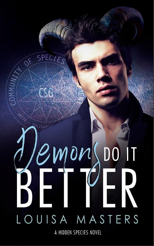 Louisa Masters - Demons Do It Better Cover 74ur5j