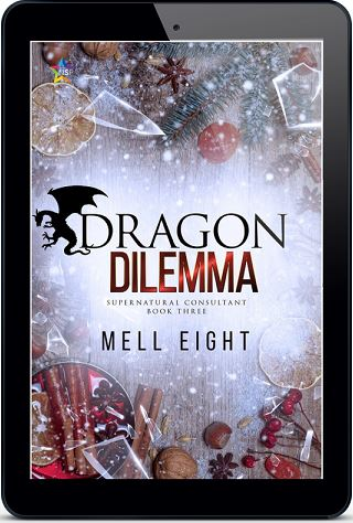 Dragon Dilemma by Mell Eight Release Blast, Excerpt & Giveaway!