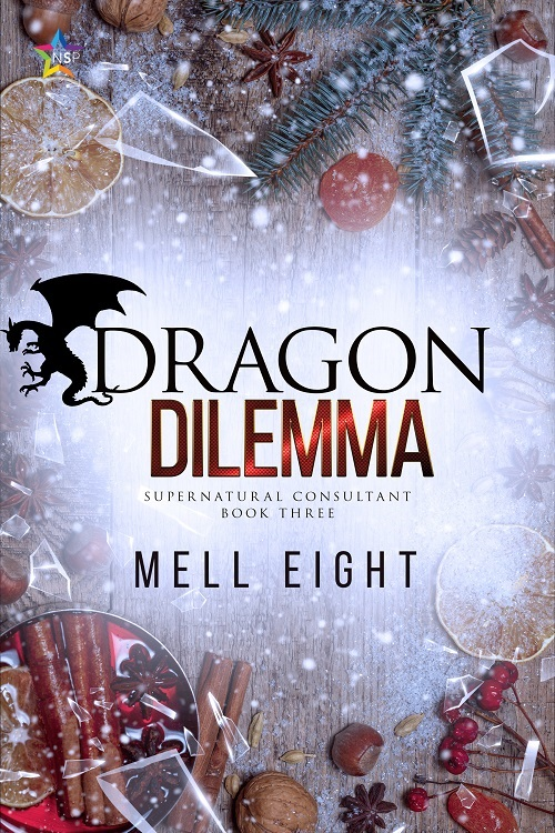 Mell Eight - Dragon Dilemma Cover ndd8km