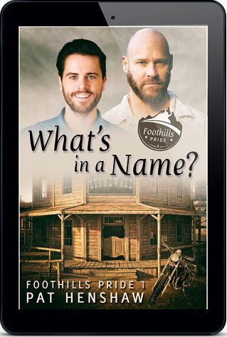 What's in a Name? by Pat Henshaw Release Blast, Guest Post, Excerpt & Giveaway!