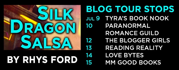 Rhys Ford - Silk Dragon Salsa BlogTour_stops