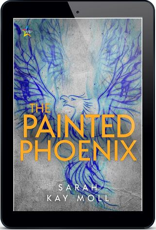 The Painted Phoenix by Sarah Kay Moll Release Blast, Excerpt & Giveaway!