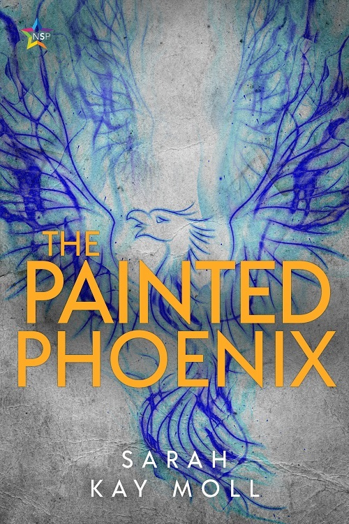 Sarah Kay Moll - The Painted Phoenix Cover nv8fjjm