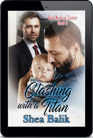 Shea Balik - Clashing With A Titan 3d Cover 8rtngm