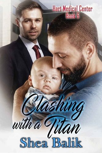 Shea Balik - Clashing With A Titan Cover 8rtngm