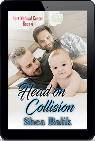 Head on Collision by Shea Balik