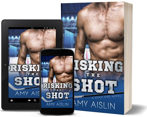 Amy Ainslin - Risking the Shot 3d Promo 48rufjm