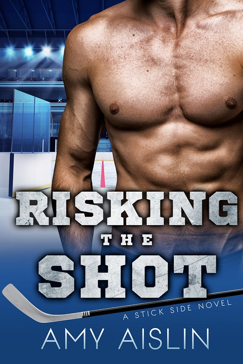 Amy Ainslin - Risking the Shot Cover 48rufjm