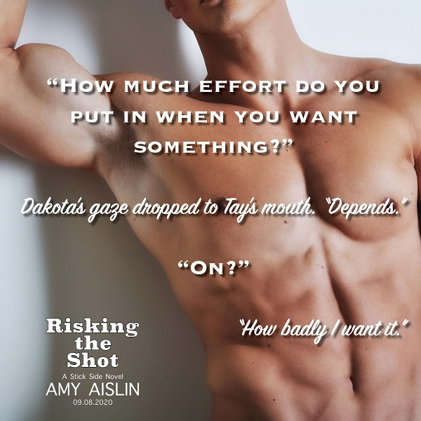 Amy Ainslin - Risking the Shot Cover RevealTeaser 1_Instagram