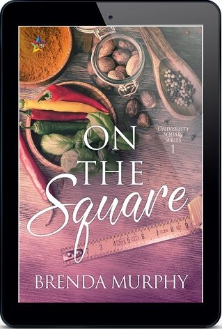 Brenda Murphy - On The Square 3d Cover 345r7fnh