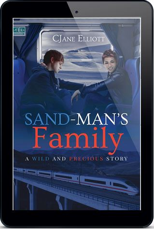 CJane Elliott - Sand-Man's Family 3d Cover 845jng
