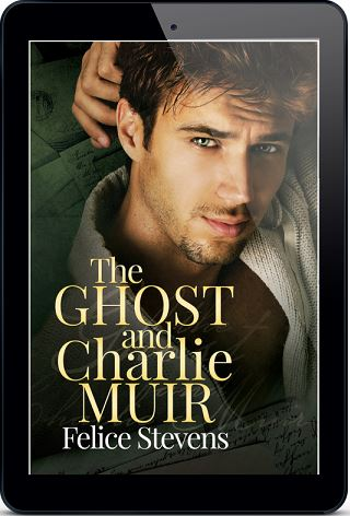 The Ghost and Charlie by Felice Stevens Release Blast!