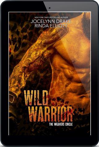 Wild Warrior by Jocelynn Drake & Rinda Elliott Release Blast, Excerpt & Giveaway!