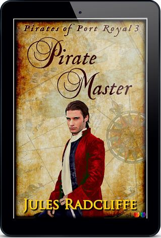 Pirate Master by Jules Radcliffe Blog Tour, Guest Post, Excerpt & Giveaway!