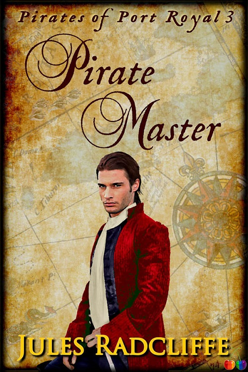 Jules Radcliffe - Pirate Master Cover 84jfu