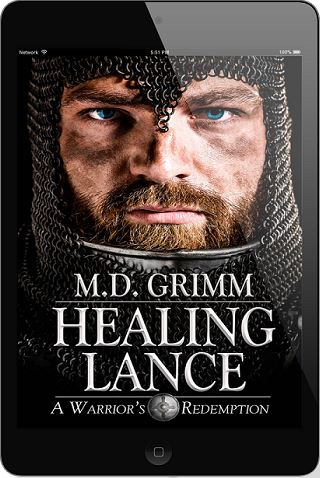 Healing Lance by M.D. Grimm Blog Tour, Exclusive Excerpt & Giveaway!