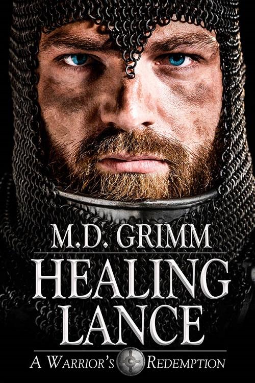 M.D. Grimm - Healing Lance Cover 9348jjn