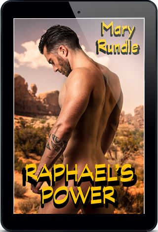 Raphael's Power by Mary Rundle Audio Blog Tour, Exclusive Excerpt & Giveaway!