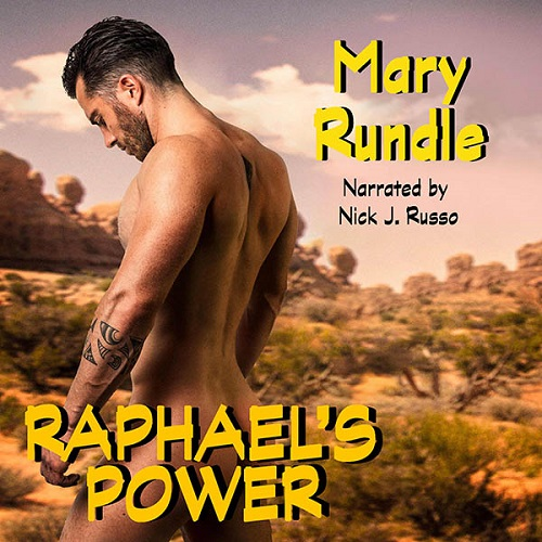 Mary Rundle - Raphael's Power Audio Cover 47frjf