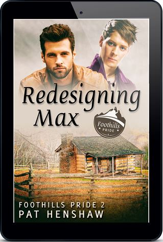 Redesigning Max by Pat Henshaw Blog Tour, Guest Post, Excerpt, Review & Giveaway!