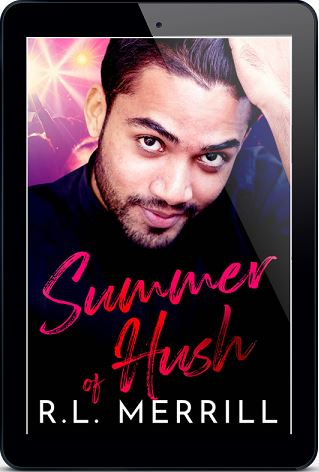 Summer of Hush by R.L. Merrill Cover Reveal, Excerpt & Giveaway!