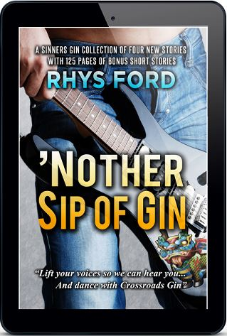 Rhys Ford - 'Nother Sip of Gin 3d Cover e47ufj
