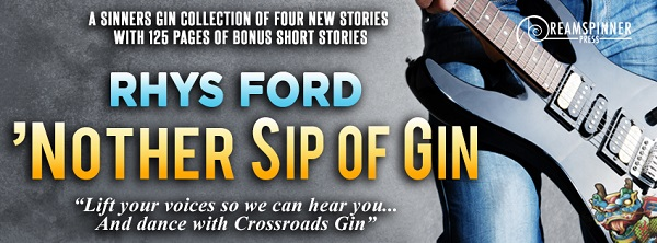 Rhys Ford - 'Nother Sip of Gin Banner