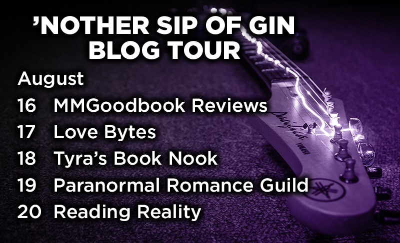 Rhys Ford - 'Nother Sip of Gin BlogTour_List