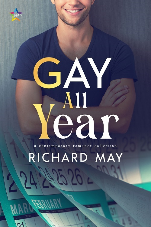 Richard May - Gay All Year Cover 39745rt