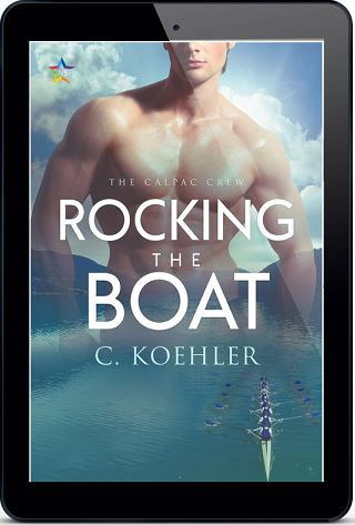 Rocking The Boat by C. Koehler Release Blast, Excerpt & Giveaway!