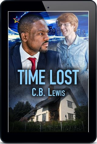 Time Lost by C.B. Lewis Release Blast, Excerpt & Giveaway!