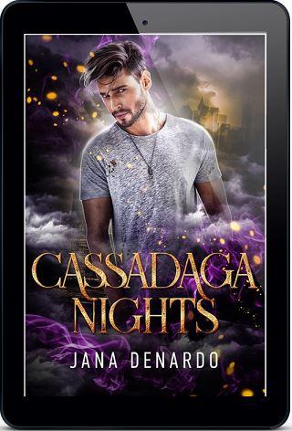 Jana Denardo - Cassadaga Nights 3d Cover 845jfv