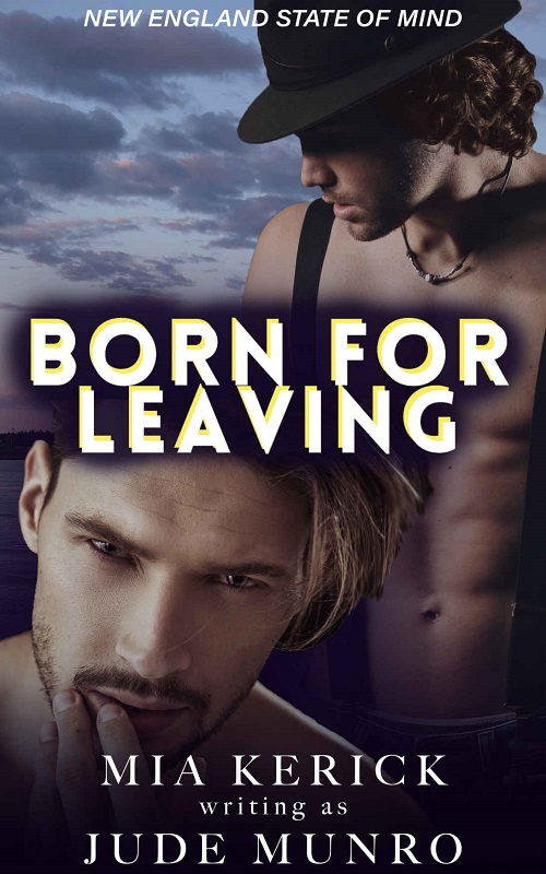 Jude Munro - Born for Leaving Cover 834erh